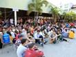 Hơn 2.000 cán bộ, công nhân công ty KaiYang Việt Nam trở lại làm việc