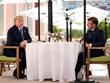 Điện Elysee: Pháp và Mỹ có nhiều tương đồng về các vấn đề quan trọng