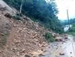 Lai Châu: Mưa to diện rộng, nhiều tuyến đường bị ách tắc do sạt lở