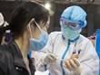 Số ca nhiễm virus SARS-CoV-2 ở Trung Quốc tiếp tục giảm xuống