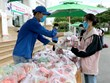 [Photo] Người dân Đà Nẵng tình nguyện chung sức chống dịch COVID-19