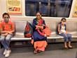 Ấn Độ kêu gọi dân đeo khẩu trang, số ca nhiễm mới tại Nhật Bản giảm