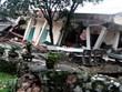 [Video] Hiện trường vụ sạt lở đồn biên phòng cửa khẩu quốc tế Cha Lo