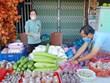 Chợ 0 đồng và những bữa cơm nghĩa tình đất Tây Đô trong đại dịch