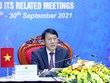 ASEAN tăng hợp tác đấu tranh phòng, chống tội phạm xuyên quốc gia