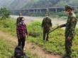 Lào Cai bắt giữ nhiều vụ nhập cảnh trái phép từ Trung Quốc