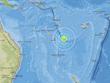 Động đất mạnh 7 độ Richter ở ngoài khơi Nam Thái Bình Dương