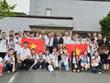Đoàn Việt Nam đạt thành tích xuất sắc tại kỳ thi Toán quốc tế WMI
