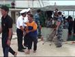 46 ngư dân Quảng Ngãi bị nạn trên biển trở về đất liền an toàn