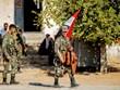 Quân đội Syria tiến vào thị trấn giáp biên giới với Thổ Nhĩ Kỳ
