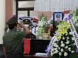 Hai chiến sỹ cảnh sát hy sinh để lại nỗi xót thương cho người ở lại