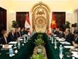 Thúc đẩy quan hệ đối tác chiến lược Việt Nam-Singapore