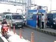 Cầu Vàm Cống thông xe, trạm BOT T2 bị tài xế phản ứng