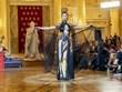 Áo váy lụa và thổ cẩm Việt Nam đến gần hơn với công chúng Nga