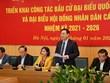Bí thư Thành ủy Hà Nội: Ngày bầu cử phải là ngày hội của toàn dân