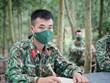 Chiến sỹ lên rừng, nhường doanh trại cho người cách ly tại Bắc Giang