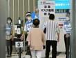 Vận động viên nước ngoài đầu tiên đến Nhật dương tính với SARS-CoV-2