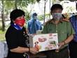 Nhiều hoạt động hỗ trợ cho người dân, lực lượng tuyến đầu chống dịch