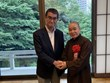 Nhật vinh danh cá nhân, tổ chức góp phần thúc đẩy quan hệ Nhật-Việt