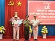 Đại tá Lê Tấn Tới giữ chức Cục trưởng Cục Tổ chức cán bộ, Bộ Công an