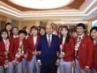 Thủ tướng giải thích lý do gặp mặt sớm nhà vô địch bóng đá SEA Games