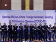 [Video] ASEAN-Trung Quốc tăng cường hợp tác chống COVID-19