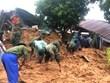 Sạt lở đất ở Quảng Trị: Nhớ mãi những người lính luôn giúp đỡ dân