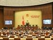 Thảo luận dự thảo Luật Cư trú sửa đổi và Luật Biên phòng Việt Nam