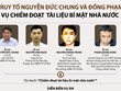 Truy tố Nguyễn Đức Chung và đồng phạm vụ chiếm đoạt tài liệu bí mật