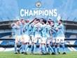 Manchester City chính thức đăng quang Premier League 2020-2021