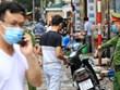 Hơn 10 ngày, Hà Nội phạt hơn 3 tỷ đồng người không đeo khẩu trang