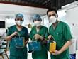 Gần 30.000 bánh Trung Thu 'đi' 1.300km đến với y bác sĩ miền Nam