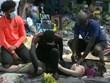 [Video] Đau lòng trước cảnh dàn dựng vụ George Floyd bị sát hại