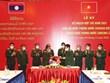 Bộ Quốc phòng hai nước Việt Nam-Lào ký Kế hoạch hợp tác năm 2021