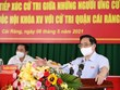 [Video] Thủ tướng Phạm Minh Chính tiếp xúc cử tri tại Cần Thơ