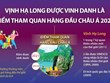 Vịnh Hạ Long được vinh danh là điểm tham quan hàng đầu châu Á 2021