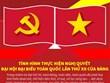 [Infographics] Tình hình thực hiện Nghị quyết Đại hội XII của Đảng