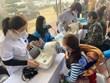 Khám chữa bệnh, tặng quà Tết cho người dân huyện Si Ma Cai