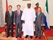 Việt Nam và Sierra Leone tăng cường hợp tác nhiều mặt