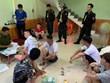 Quảng Bình: Đột kích, khám xét các tụ điểm cho vay lãi nặng