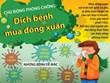 [Infographics] Chủ động phòng chống dịch bệnh mùa Đông Xuân