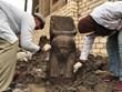Ai Cập phát hiện tượng bán thân quý hiếm của vị Vua cổ đại Ramses II