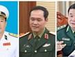 Thủ tướng Chính phủ bổ nhiệm ba Thứ trưởng Bộ Quốc phòng