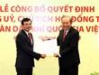Trao Quyết định bổ nhiệm Chủ tịch Hội đồng thành viên Tập đoàn Dầu khí