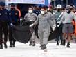 Vụ máy bay rơi tại Indonesia: Ngừng chiến dịch tìm kiếm các nạn nhân