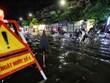 Hà Nội: Lý giải việc mưa ngập, hư hỏng bảng tuyên truyền ở nhiều phố