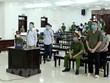 Y án sơ thẩm 10 năm tù với nguyên Giám đốc CDC Hà Nội Nguyễn Nhật Cảm