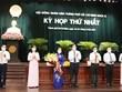 Bế mạc Kỳ họp thứ nhất Hội đồng Nhân dân Thành phố Hồ Chí Minh khóa X