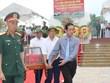 Truy điệu, an táng hài cốt liệt sỹ quân tình nguyện hy sinh ở Lào