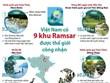 [Infographic] Việt Nam có 9 khu Ramsar được thế giới công nhận